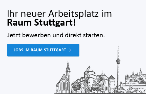 Jobs im Raum Stuttgart